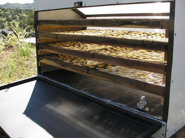 how to build a food dehydrator