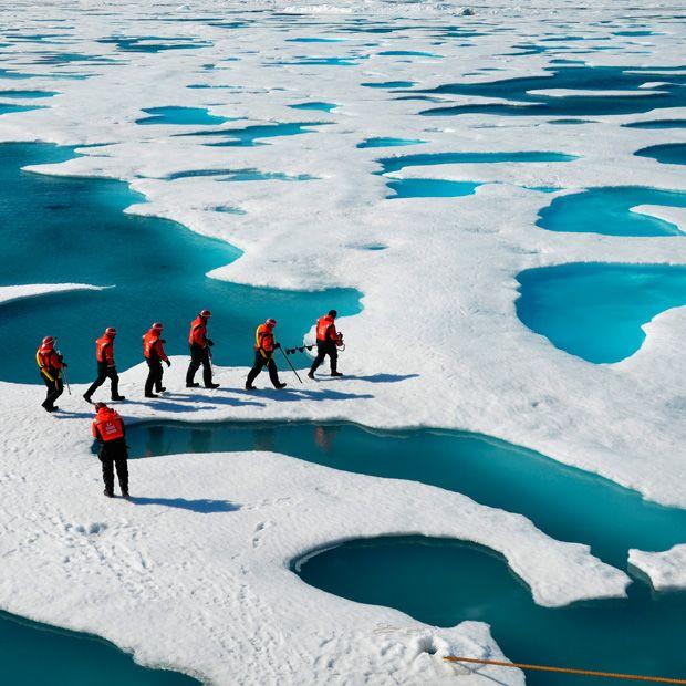 Vanishing Arctic