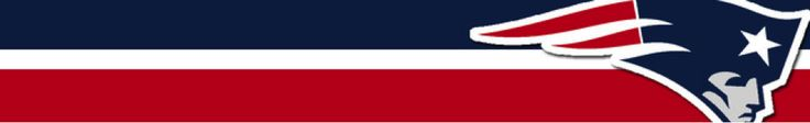 New England Patriots browser theme