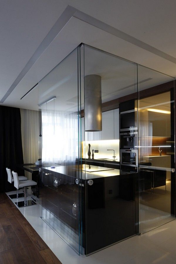 42 best glass wall images on Pinterest   Glass walls, Glass partition and  Architecture