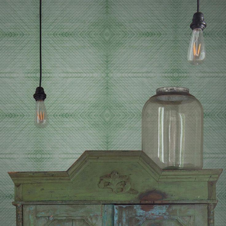 Folds Wallpaper by Outi Mustonen | FEATHR™