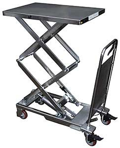 $766.00 - $2,032.00 * Partially Stainless Steel #ElevatingCarts