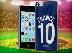 La France se relooke avec cette jolie coque iphone.