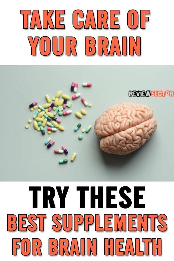 Best vitamins for brain health