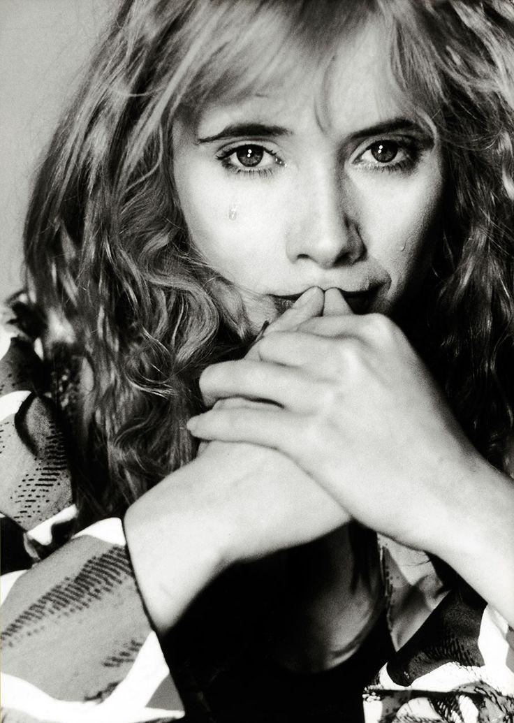 Rosanna Arquette, Venice CA 1987 - Nancy Ellison