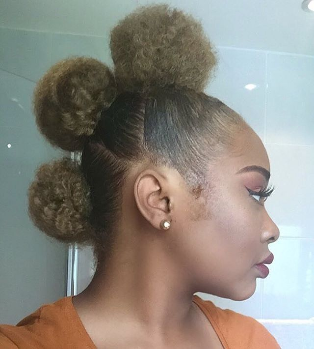 hair puff style best 25 hairstyles ideas on 7437 | 72d37a10bffb5fa6d9c76dc0e7551a68 short natural hairstyles natural hair styles