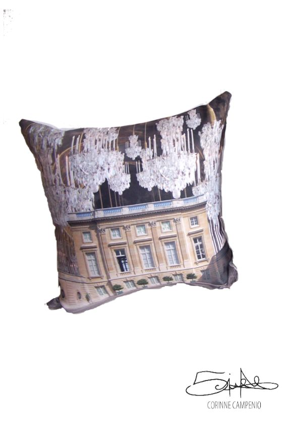#cushion #versailles #castle #king #accessory #home #interior #decoration #decor