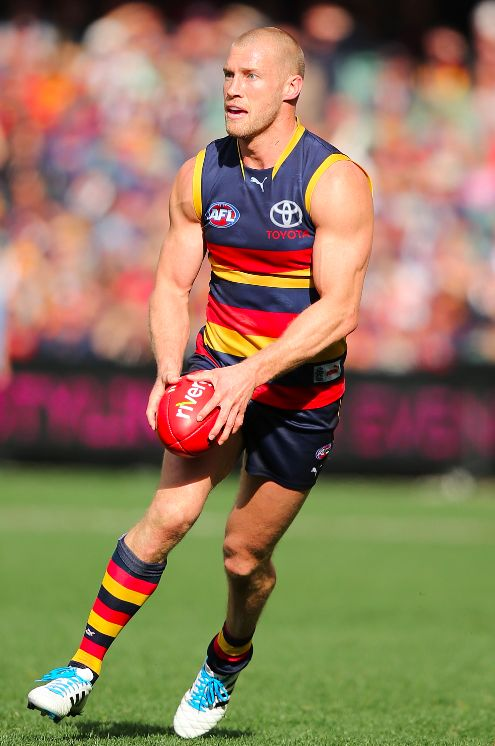 Scott Thompson, Adelaide Crows
