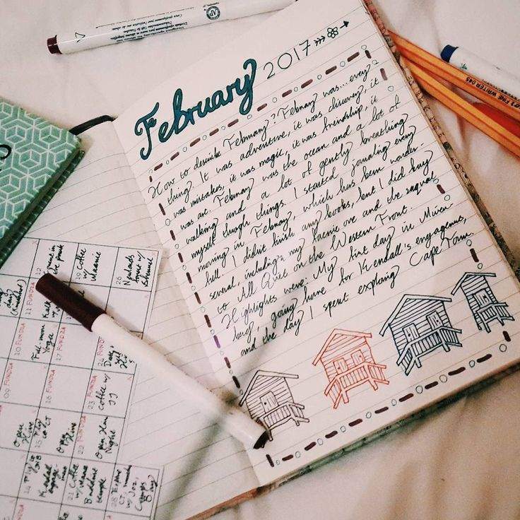 How differently I filled the space in the past - how differently I shall fill it, in the times to come. #shecraftswords #late  _  #journalaesthetic #bulletjournal #artcalendar #february2017 #journaling #bedjournaling #pens #colouredmarkers #artsylife #retrospection #tumblrart #bulletjournalaesthetic #minimalistic #basicarthoe