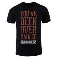 Overhaulin' Overhauled T-Shirt - Black