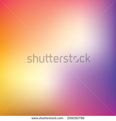 Abstract vector background, color gradient - stock vector