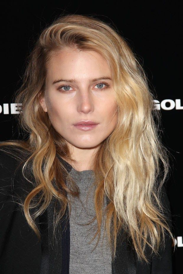 Dree Hemingway, hair color by Lena Ott for Suite Caroline Salon