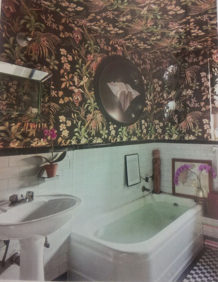 Image result for Diana Vreeland's iconic Garden in Hell room