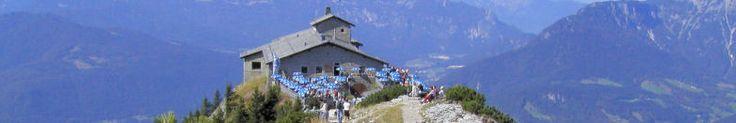 Hitler's Eagle's Nest Retreat - Berchtesgaden, Germany