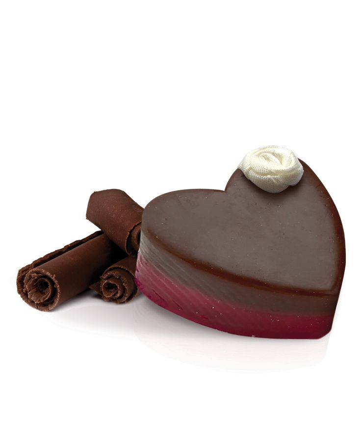 Small Heavenly #Chocolate #Soap #heart_shaped A sweet indulgence with top notes of dark #Belgian chocolate over a sweet vanilla base.  This wonderful chocolate soap heart is the best example of our Belgian, fine tuning hand-made soaps.  This deliciously sweet fragrance is a must-have for the bathing needs of a chocoholic.