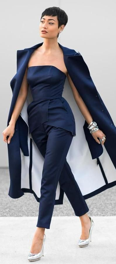 1087549d628a Micah Gianneli: Glamorous and Luxe Fashion Style in 2019 | Fabulous Women's  Suits | Fashion, Chic outfits, Style