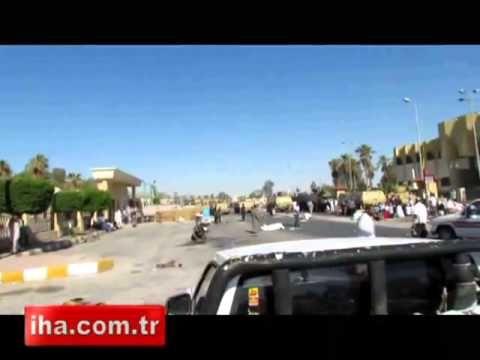 Namaz Kılan Mursi Destekçilerine Ateş Açıldı