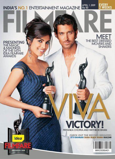 #priyankachopra Magzine Cover