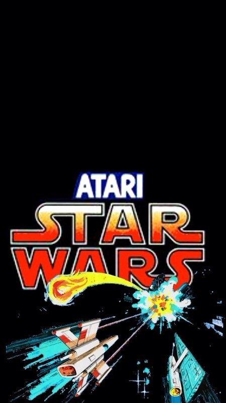 Arcade #starwars #atari