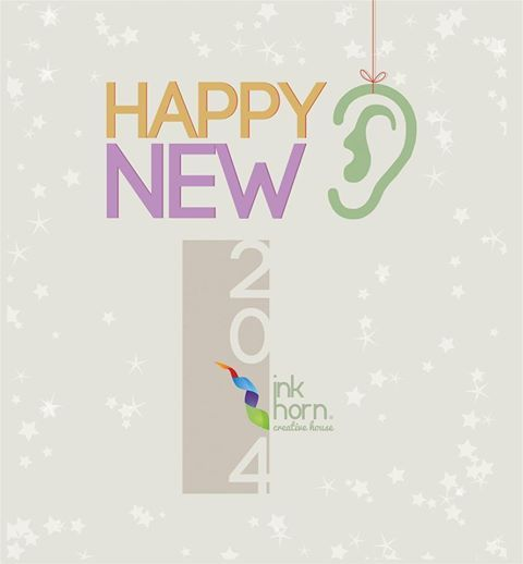 Happy New Year from Inkhorn!