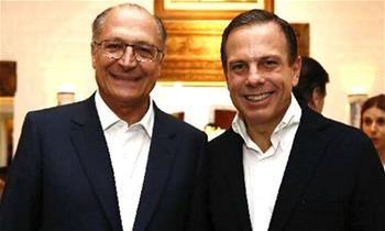 Alckmin convoca aliados para dar apoio a João Doria em prévia paulistana