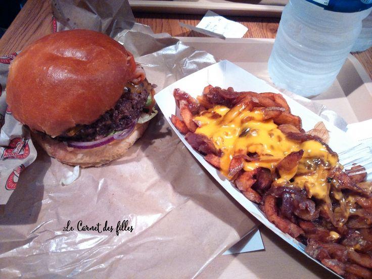 Le Carnet Des Filles - Blog Nail Art, Beauté, Cuisine, Loisirs créatifs: Authentic Roadside Burger