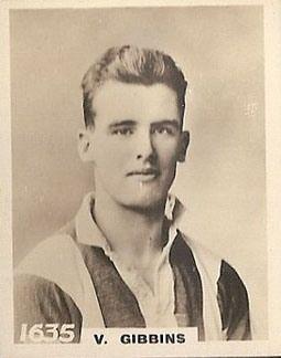 Viv Gibbins - Clapton FC 1924