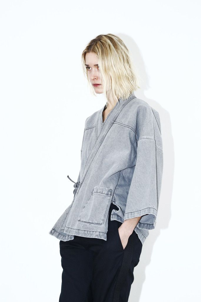 Stonewash Satori Jacket | Shaina Mote | Assembly New York