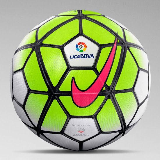 Nike Ordem 3 pelota Liga BBVA 2015/16
