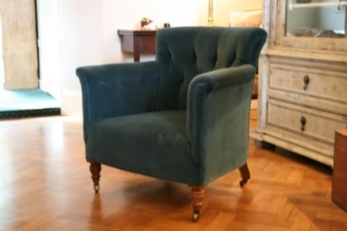 Howard and Sons armchair