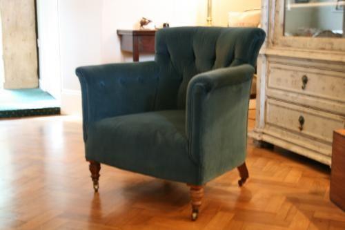 Howard and Sons armchair