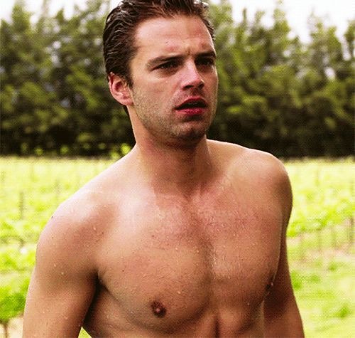 Sebastian Stan -- excuse me while I watch this all day... lol