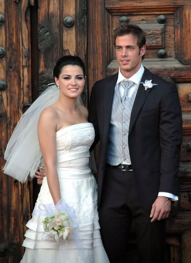 Wedding. William Levy & Maite Perroni | Elizabeth ...