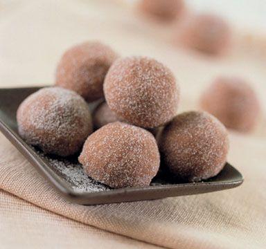 Thorntons Viennese truffles