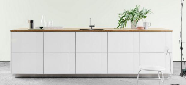 Küche von Bloggerin Ricarda Kitchens, White ikea kitchen and Interiors