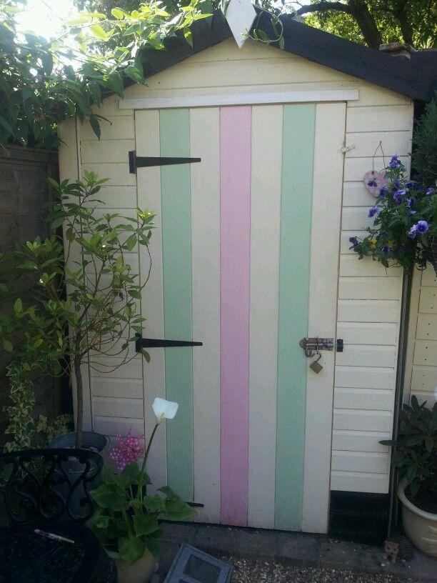 my beach hut shed