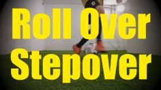 ** Roll Over Stepover - Dynamic Ball Mastery Drills for U10-U11 ** This drill builds on: - Roll Over: http://ultimatesoccermovescollection.com/videos/ball-control/on-the-spot/47-roll-over - Take Stepover: http://ultimatesoccermovescollection.com/videos/ball-control/on-the-spot/56-take-stepover - Roll Over (Dynamic Ball Mastery Drills for U8-U9): http://ultimatesoccermovescollection.com/videos/ball-control/in-the-lane/164-roll-over-dynamic-drills-u8-u9