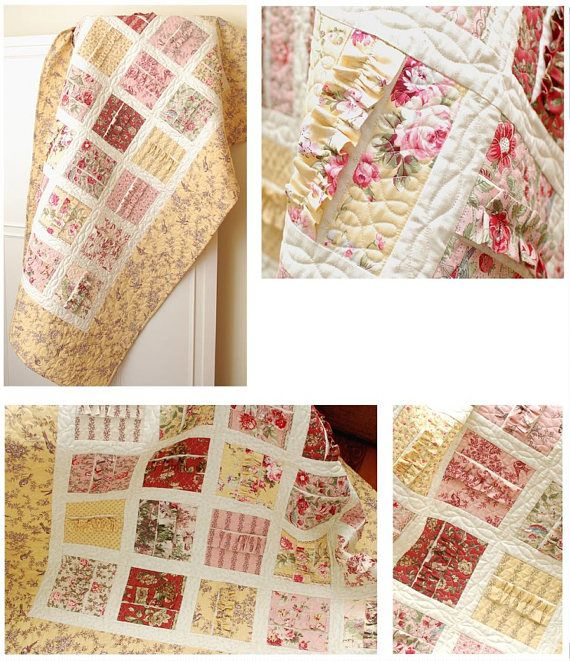Paris Quilt Pattern by the Pattern Basket