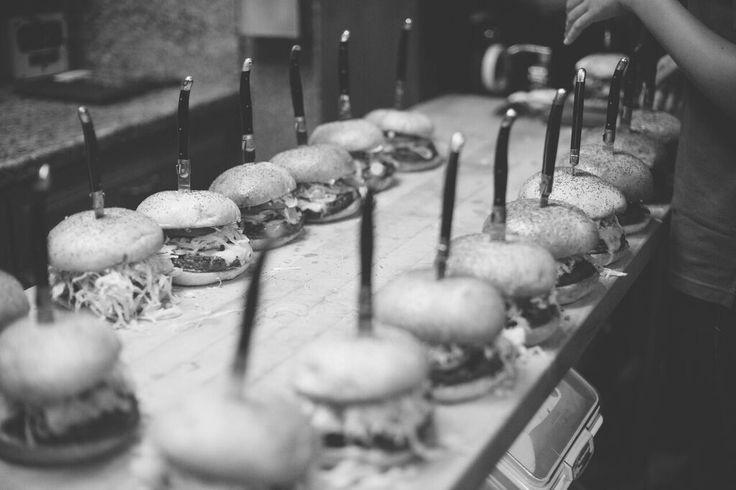 Burger Night #ScottRiverLodge