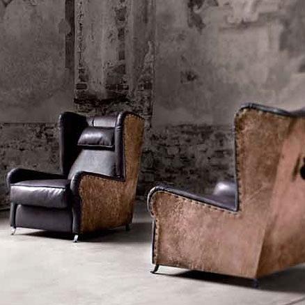Anna Casa Interiors - Pochette Armchair by Baxter