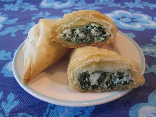 spinach pie with feta spanakopita spinach feta in phyllo recipes