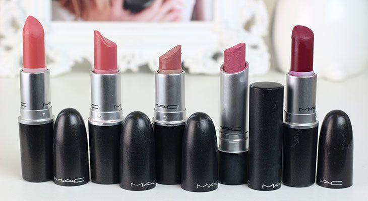 Batons MAC: as cores mais bonitas!