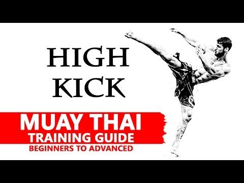 Muay Thai Training Guide. Beginners to Advanced: Elbow - YouTube