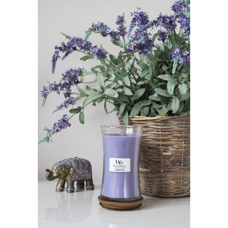 10 best images about purple scented candles on pinterest for Spa smelling candles