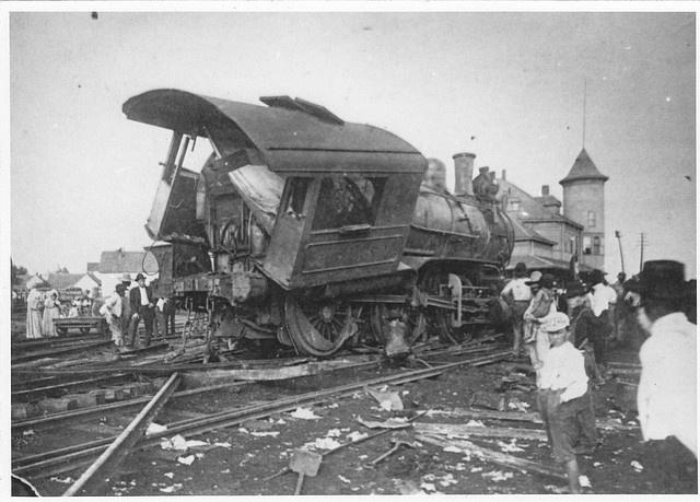 130 Best Train Wrecks Images On Pinterest Paths Train