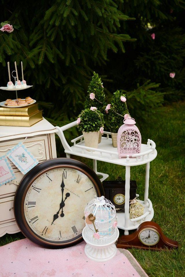 Anders Ruff Custom Designs, LLC: An Alice in Wonderland Mad Hatter Tea Party