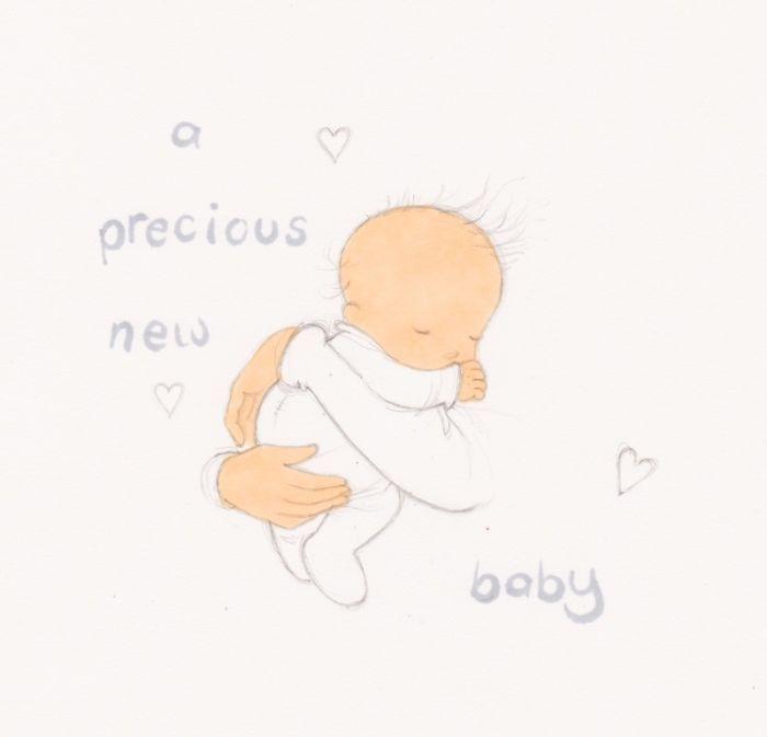 Annabel Spenceley - precious new baby.jpeg