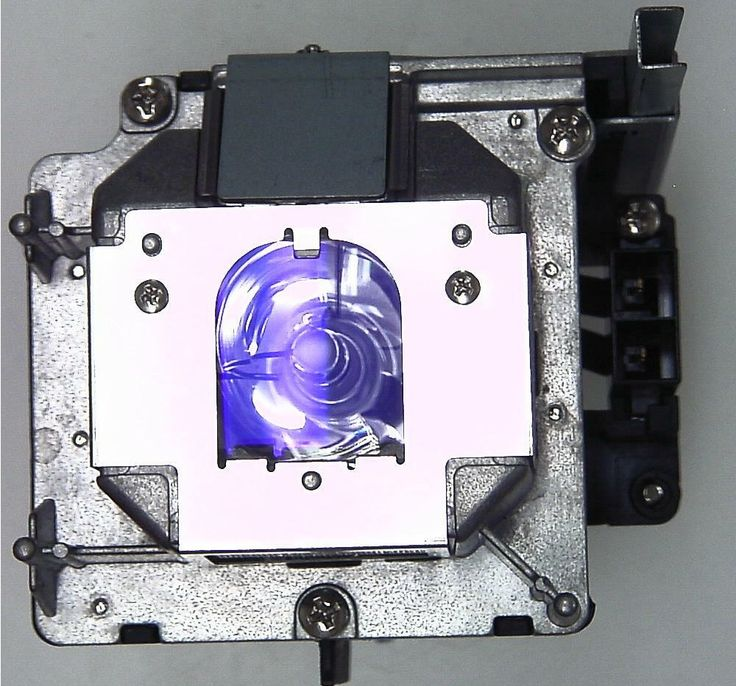 A Series AN-SV10LP Lamp & Housing for Sharp Projectors - 150 Day Warranty