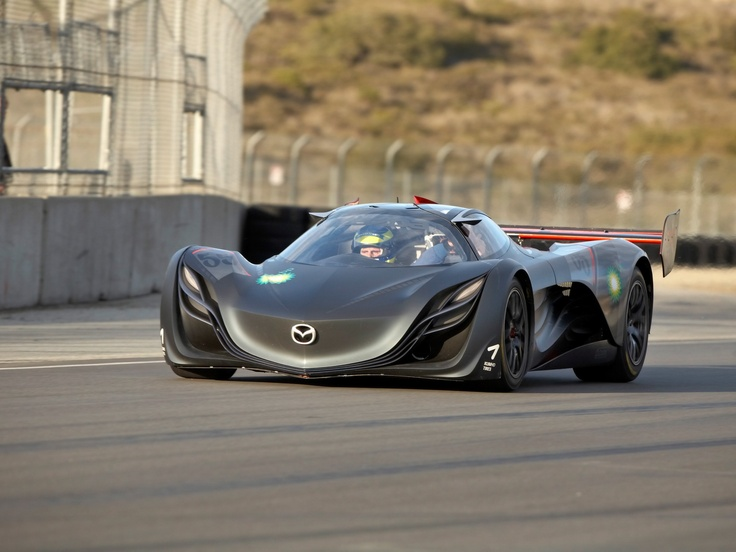 Mazda Furai Picture From Our Gallery, Which Contains 24 High Resolution  Images Of The Model.