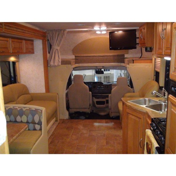 Remodeling Ideas: Class C Motorhome Remodel Photos